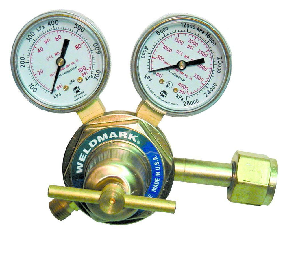 Weldmark Medium Duty Oxygen Regulator - 250-80-540-ShopWeldingSupplies.com