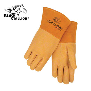 Revco 39CHMP MightyMIG® Grain Pigskin MIG Welding Gloves-ShopWeldingSupplies.com