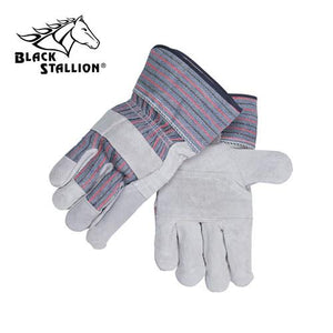 Revco Standard Split Cowhide Work Glove - 5BE-ShopWeldingSupplies.com