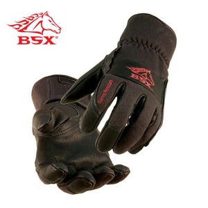 Revco BSX BT50 Tig Welding Gloves: Black Kidskin *Discontinued by Manufacturer*-ShopWeldingSupplies.com