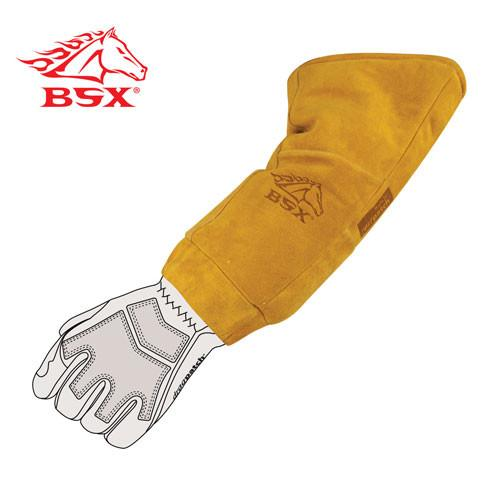 Revco BX-EXT BSX Leather Welding Glove Extender-ShopWeldingSupplies.com