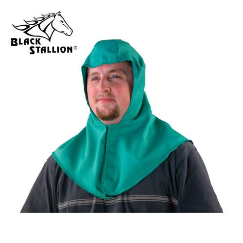 Revco F9-HOOD Green Flame Resistant Cotton Hood