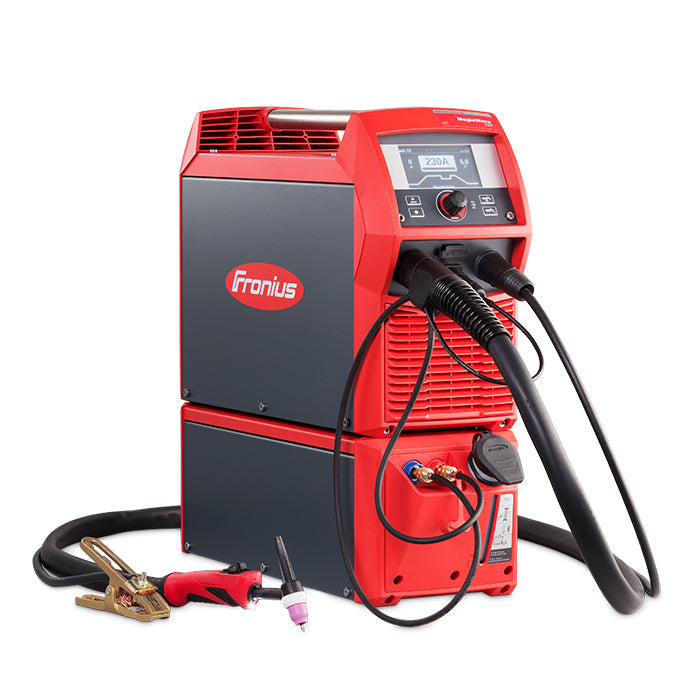 Fronius Magicwave 230i Water-Cooled TIG Welding Machine Package (49,0400,0032)- FREE SHIPPING!-ShopWeldingSupplies.com
