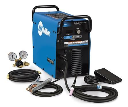 Miller Electric 180 Diversion TIG Welder - 907627