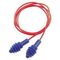Howard: AirSoft DPAS-30R Red Corded Earplugs (100/box) 1 Box-ShopWeldingSupplies.com