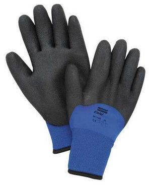 North Safety NF11HD/9L Northflex Coldgrip Insulated Winter Work Gloves - Large-ShopWeldingSupplies.com