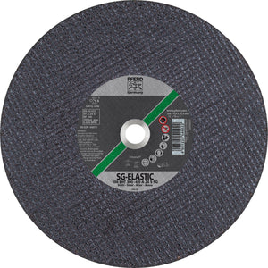"PFERD 64015 12""X1/8"" Cutoff Wheel (For steel) 1"" Portable (Each)-ShopWeldingSupplies.com"