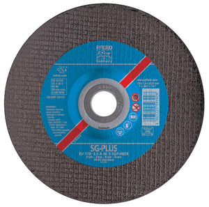 "Pferd 63174 SG Plus 6""x.045""x7/8"" Cut-Off Wheel-ShopWeldingSupplies.com"
