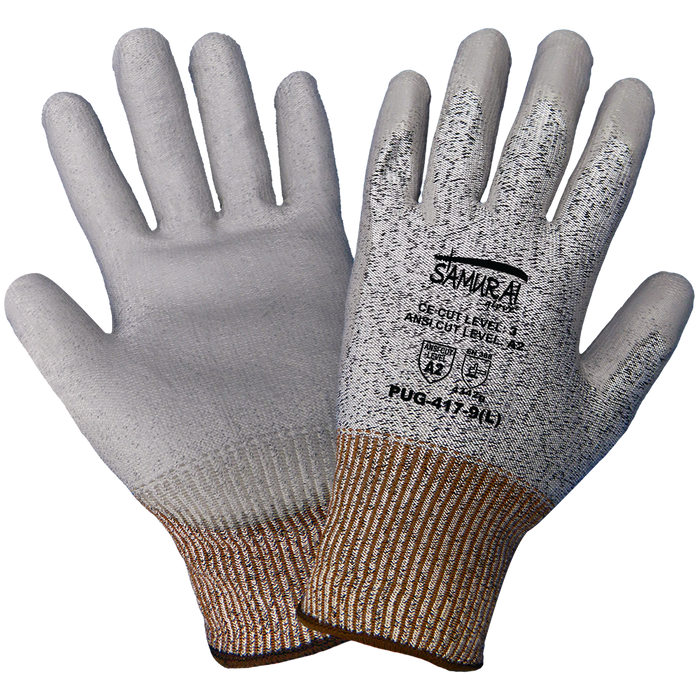 Global Glove PUG-417 Cut-Resistant Work Gloves (Limited time special price while supplies last!))