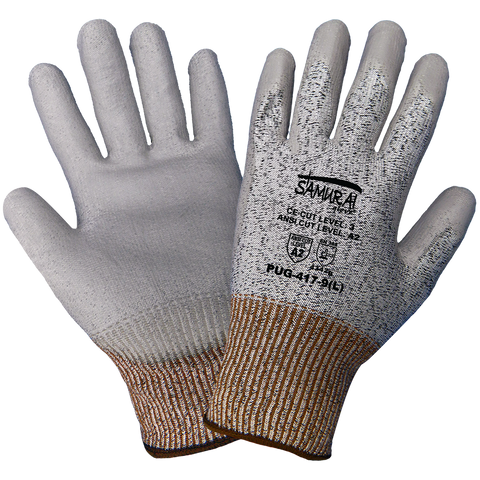 Global Glove PUG-417 Cut-Resistant Work Gloves (Pack of 6)-ShopWeldingSupplies.com
