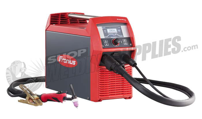 Fronius Magicwave 190i Air-Cooled TIG Welding Machine Package (49,0400,0029) FREE SHIPPING*!-ShopWeldingSupplies.com
