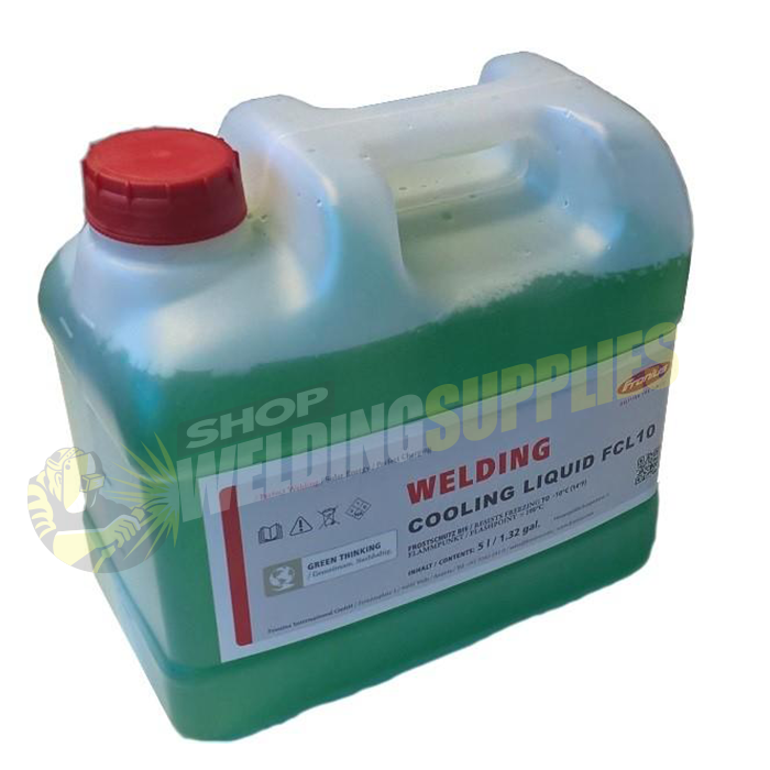 Fronius Welding Cooling Liquid FCL10 (1.32 Gallon) for Water-Cooled Fronius Machines (40,0009,0180)