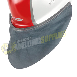Fronius Snap-on Welding Helmet Chest Protector (42,0510,0020)-ShopWeldingSupplies.com