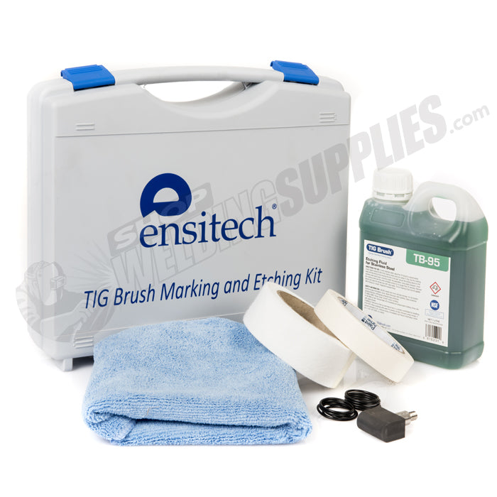 TIG Brush (Ensitech) Marking & Etching Kit Upgrade (Add-on for TBE-700)