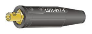 Lenco Dinse Connector-ShopWeldingSupplies.com