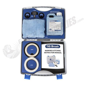 TIG Brush (Ensitech) Marking & Etching Kit Upgrade (Add-on for TBE-700)-ShopWeldingSupplies.com