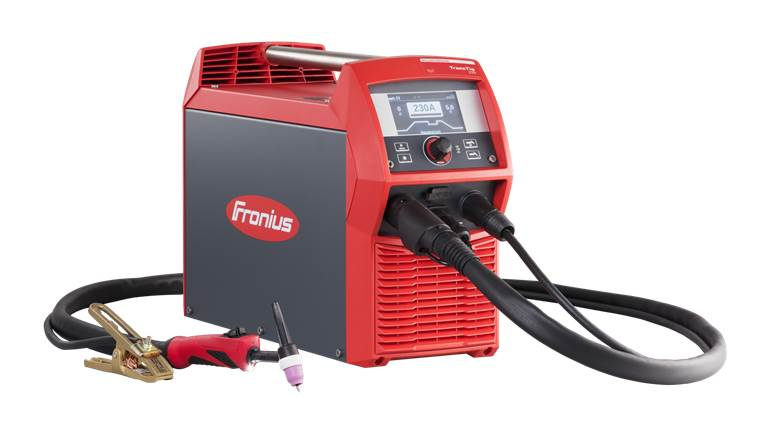 Fronius TransTig 230i Water-Cooled TIG/Stick Welding Machine - Free Shipping!-ShopWeldingSupplies.com