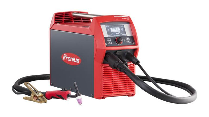 Fronius TransTig 230i Water-Cooled TIG/Stick Welding Machine - Free Shipping!