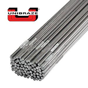 "Unibraze ER308L Stainless Steel TIG Welding Rod 36"" Cut Lengths (10LB)-ShopWeldingSupplies.com"