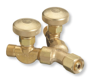 Western Enterprises 112 Y Connect Fuel Valve-ShopWeldingSupplies.com