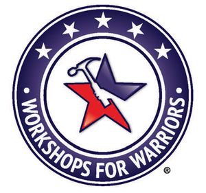 Limited Edition Workshop for Warriors Veteran's Edition Auto-Darkening Welding Helmet/Hood-ShopWeldingSupplies.com