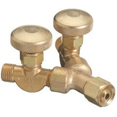 Western Enterprises 111 Y Connect Oxygen Valve-ShopWeldingSupplies.com