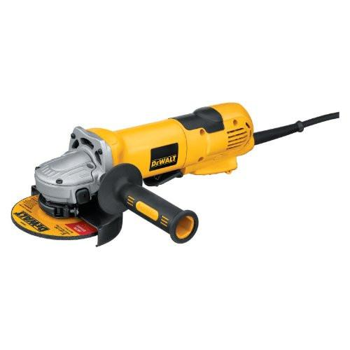"DeWalt 4-1/2"" (115 mm) / 5"" (125 mm) Paddle Switch Grinder - D28114N"