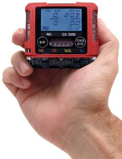 RKI Instruments GX-2009 Portable Confined Space Gas Monitor (1 Gas Option)-ShopWeldingSupplies.com