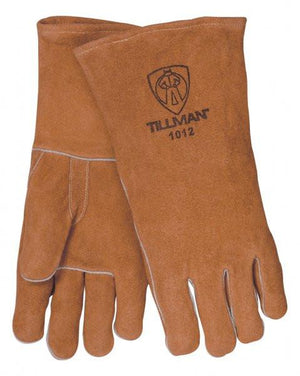 Tillman 1012 Stick Welding Gloves: - Large-ShopWeldingSupplies.com