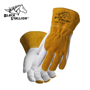 Revco High-Dexterity Mig/Tig Welding Gloves - GM1510-WT-ShopWeldingSupplies.com