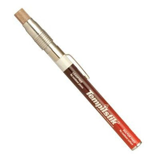Tempil Tempilstik® 1250 Degree Temperature Indicator Stick (10/pack)-ShopWeldingSupplies.com