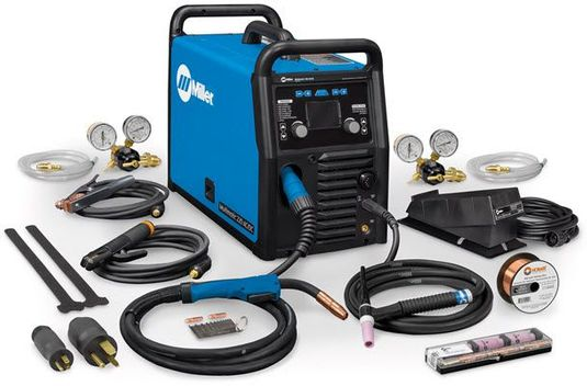 Miller Multimatic 220 AC/DC Multi-Process Welder (907757) - SHIPS FREE!