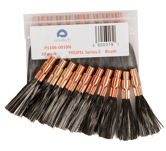 Ensitech TIG Brush PROPEL Torch Replacement Brushes (Pack of 10)