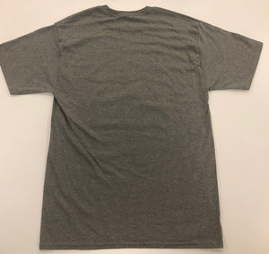 Short Sleeve Gray Welder Cotton T-Shirt (ShopWeldingSupplies.com)-ShopWeldingSupplies.com