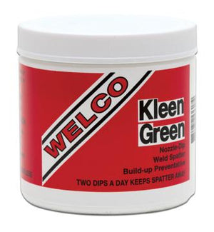 Harris/Welco Kleen Green Anti-Spatter 16oz-ShopWeldingSupplies.com