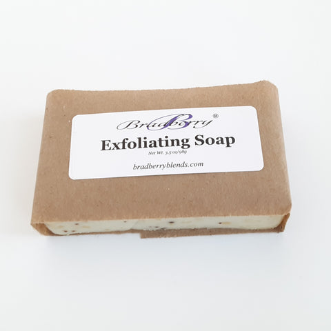 Bradberry Exfoliating Soap