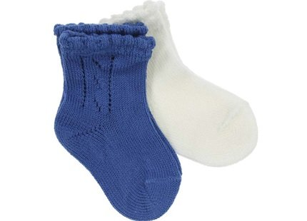 2/4/8y Mayoral socks 2 pack 10577