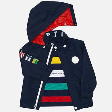 9y Mayoral windbreaker jacket 3432