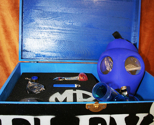MARLIEBOX GAS MASK KITS