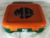 MARLIE BOX UPSCALE HERBAL ACCESSORY KITS MB PK SM ORANGE AND GREEN HERBAL KIT