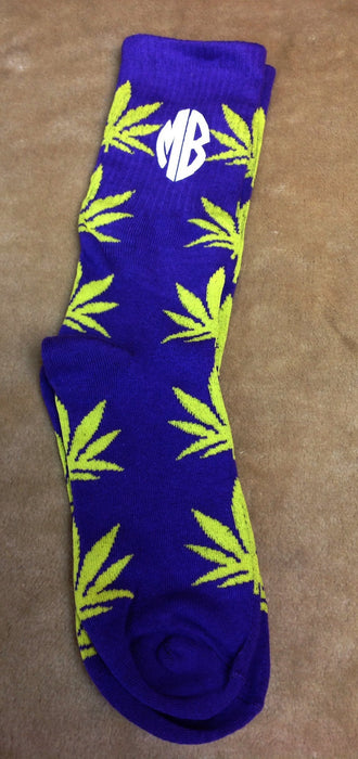 MB Leaf Socks 3