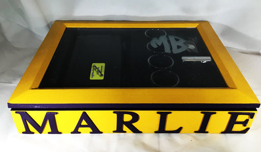 MARLIEBOX Cigar Kit MARLIEBOX Gentlemen's Cigar Kit Glasstop Showoff Edition