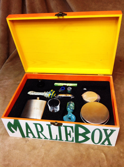 MB Peace and Love Upscale Herbal Accessory Kit