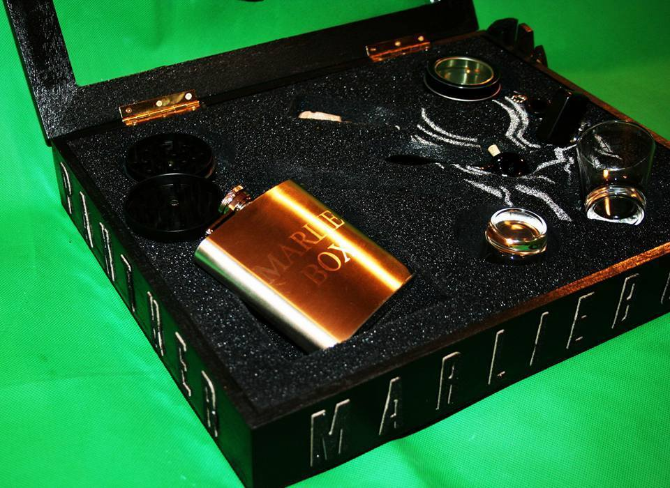 MARLIEBOX UPSCALE HERBAL ACCESSORY KITS 0001 MARLIEBOX PANTHER EXCLUSIVE KIT 3