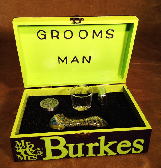 MB Grooms Man Kit