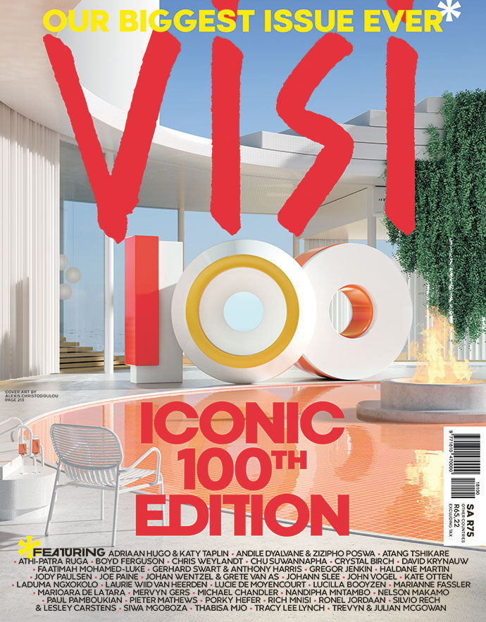 VISI 100 - Iconic 100th Edition featuring Evolution Product