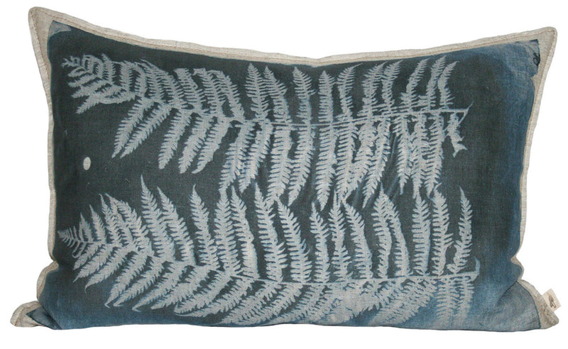 Fern 9 Alsophila Cushion, Printed