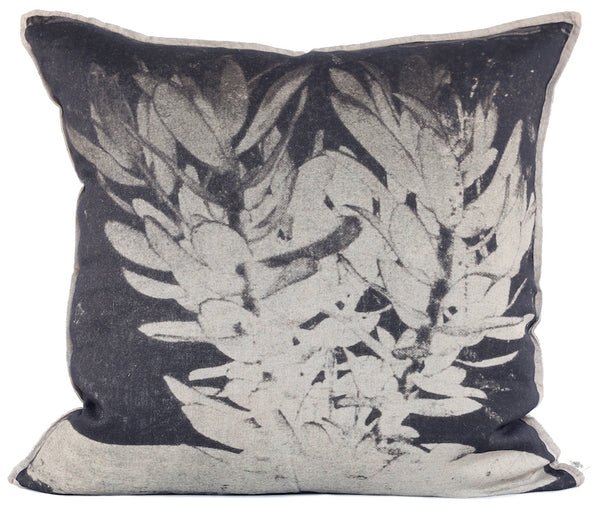 Protea Bos Cushion, Printed