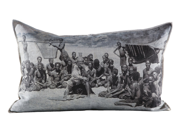 Tribe Photo Cushion, Printed