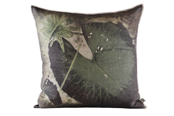Mopipi Green Cushion, Printed